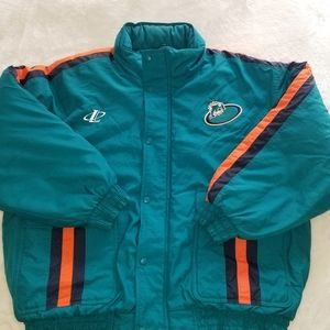 NFL Proline Authentic Logo Athletic Miami Dolphins